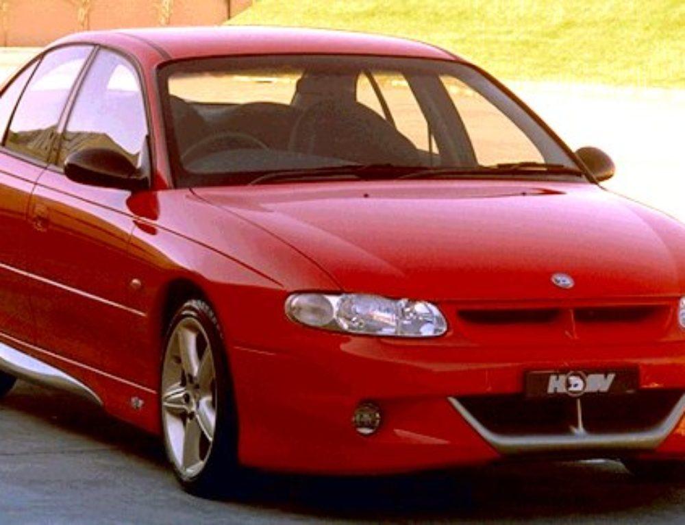 HSV VT GTS Series 1