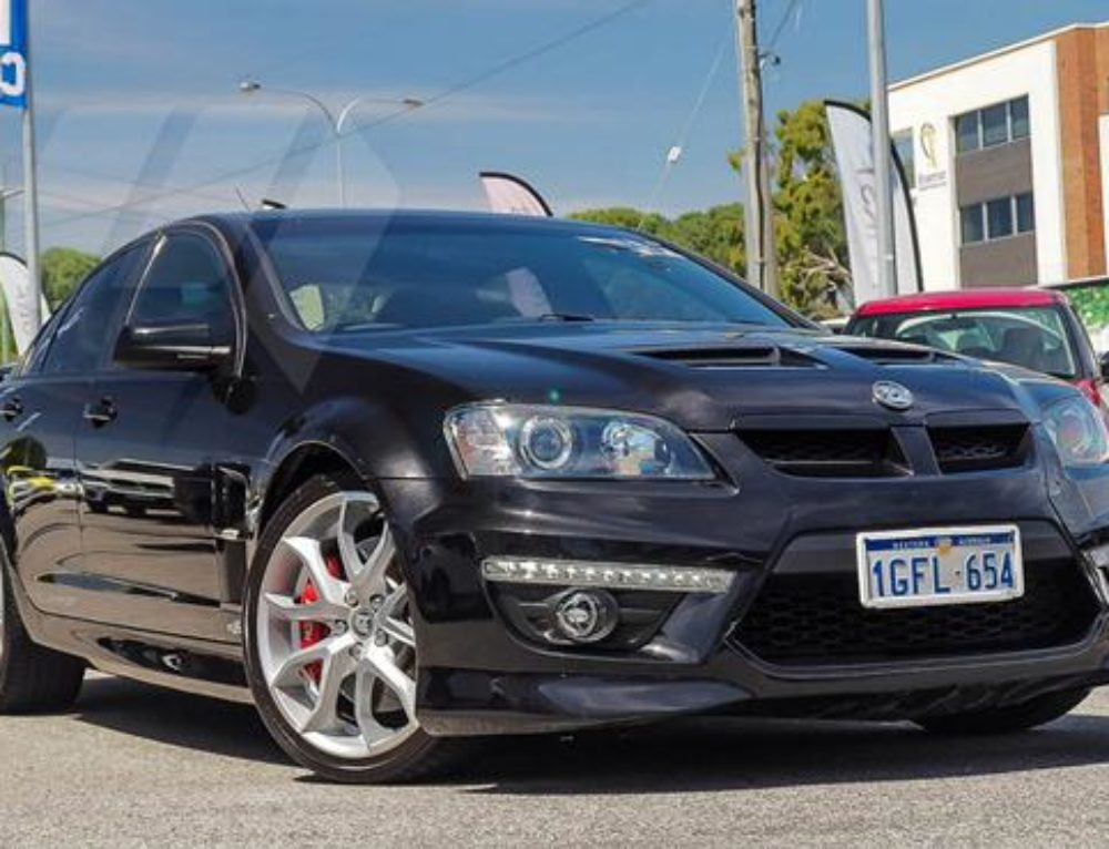 HSV E Series Clubsport