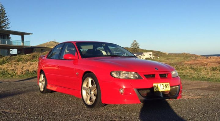 HSV VX Clubsport and Clubsport R8 – HSV Database